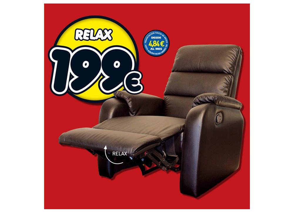 Comprar sill n relax precio sof s y sillones for Sofas y sillones relax