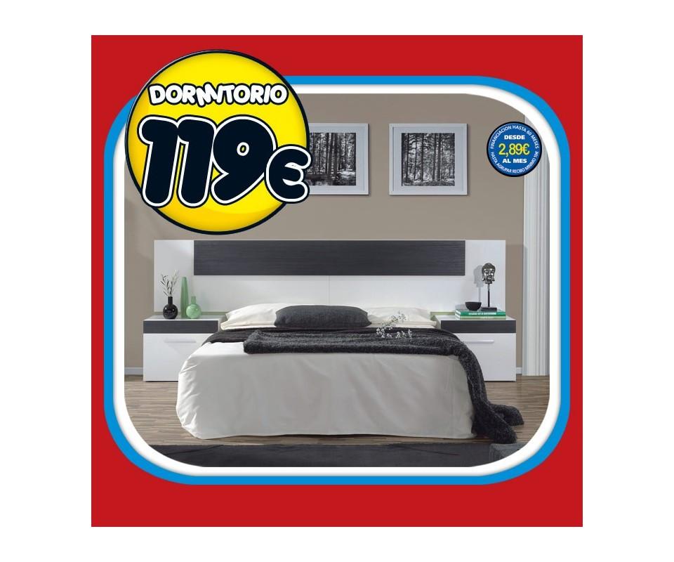 Comprar dormitorio matrimonio precio dormitorios for Muebles tuco valladolid
