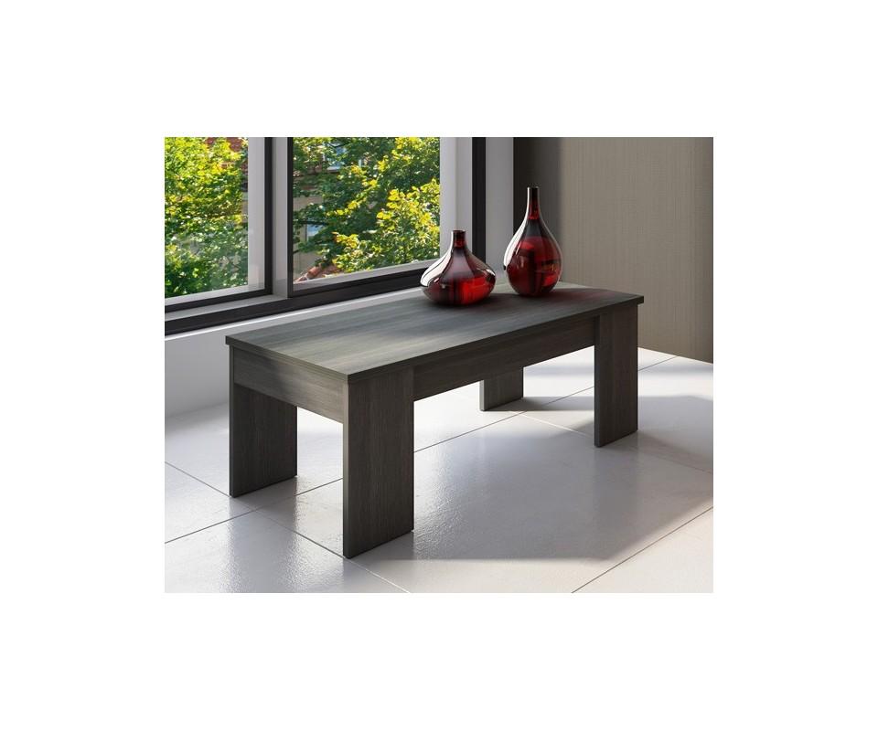 Comprar mesa centro elevable antracita precio muebles for Muebles tuco online