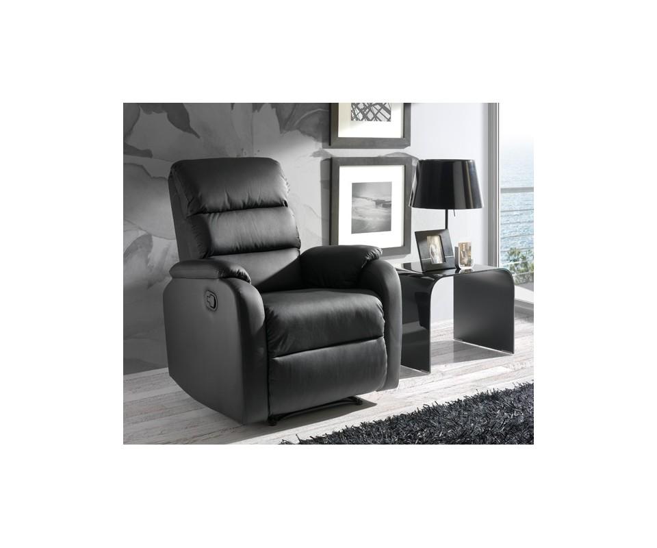Comprar sill n reclinable palanca precio sof s y for Sillon reclinable
