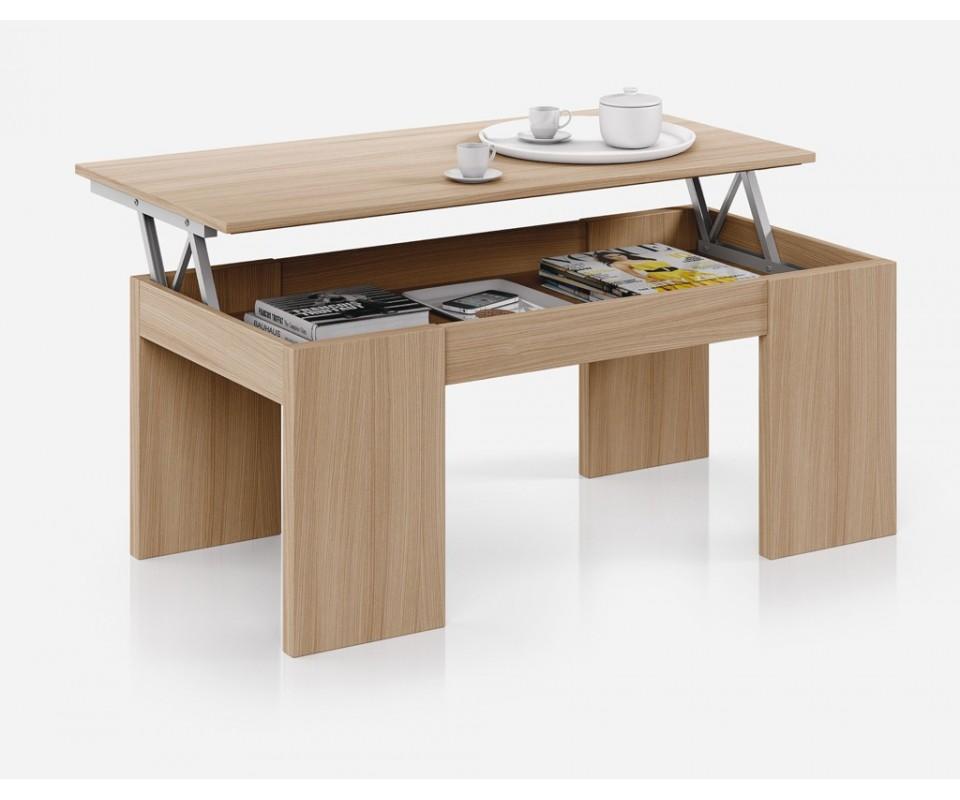 Comprar mesa de centro tundra precio mesas de centro - Conforama mesa centro elevable ...