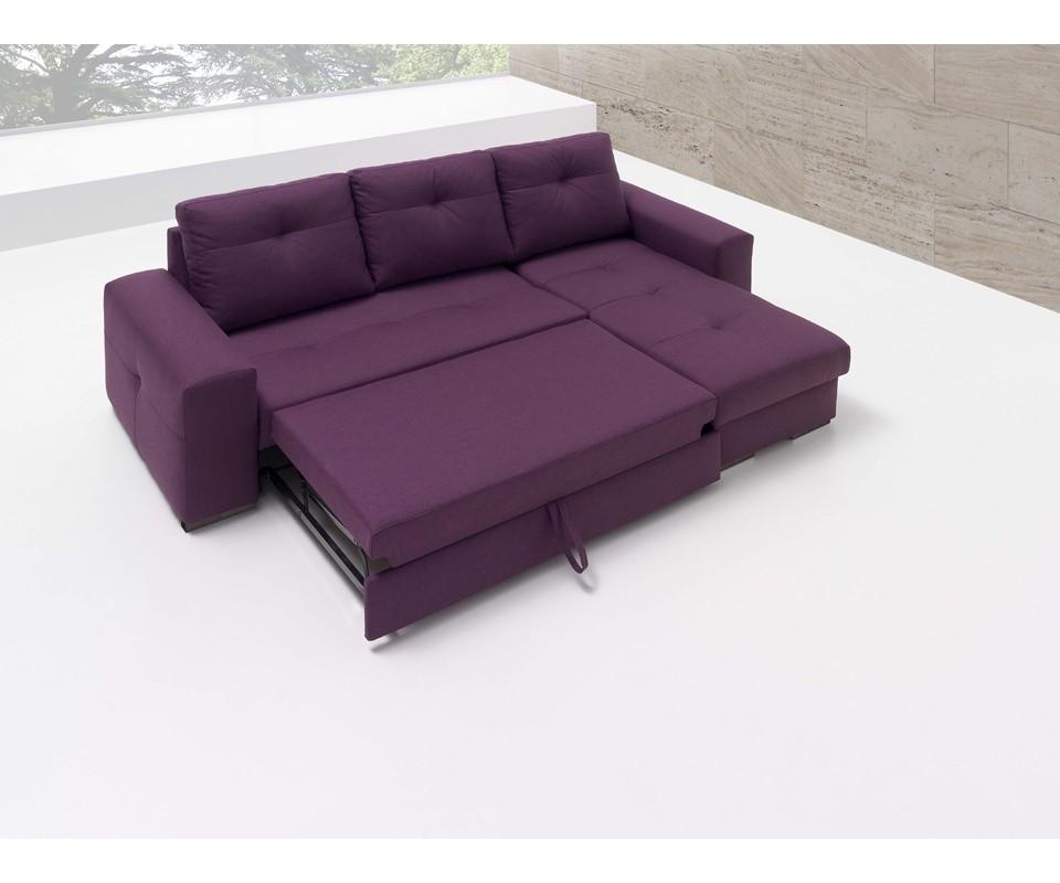 Comprar sof cama con chaise longue montana precio sof s Sofa chaise longue cama