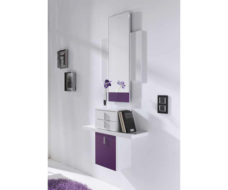 > Recibidores y Espejos > Recibidor con espejo Mercurio RefT14GC14