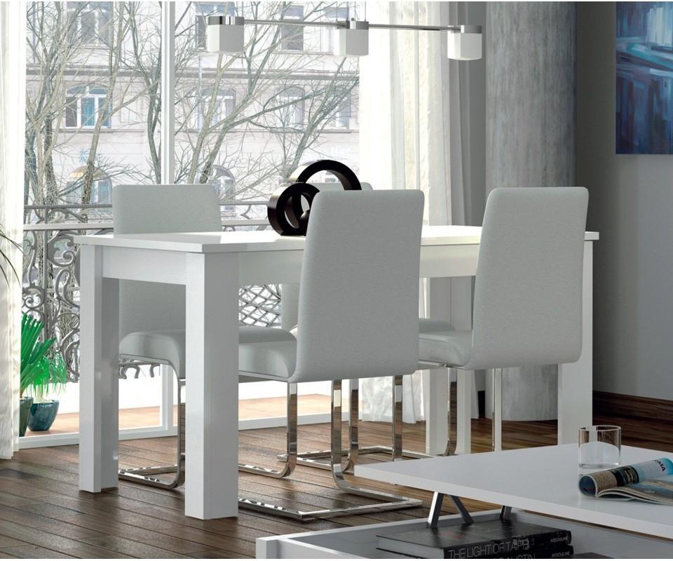 Mesa de comedor super extensible mesa extensiblejpg car - Mesa acacia extensible ...