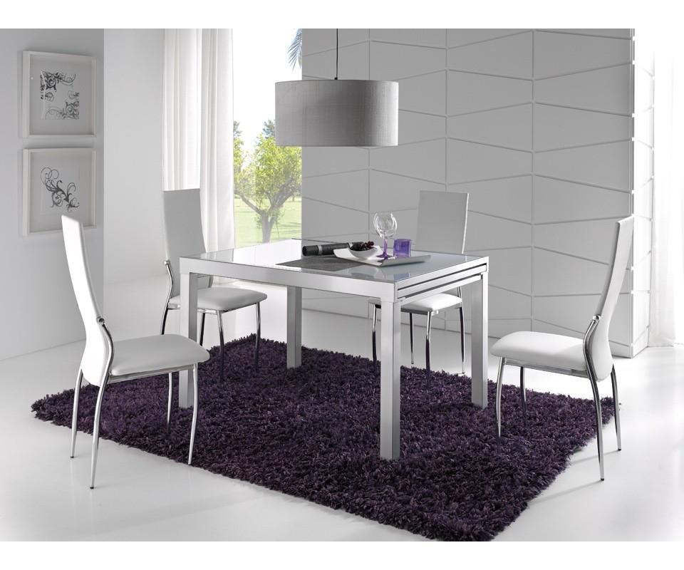 Comprar mesa extensible tr bol precio mesas for Mesa cristal tuco