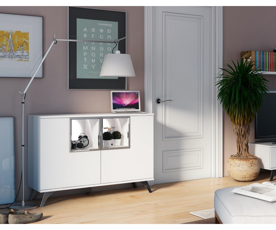Armario Ikea Pax Segunda Mano ~ Comprar Aparador blanco Enero Precio Aparadores y