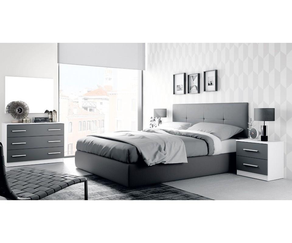 Comprar cabecero y mesillas cascai precio conjuntos dormitorios juveniles - Merkamueble habitaciones juveniles ...