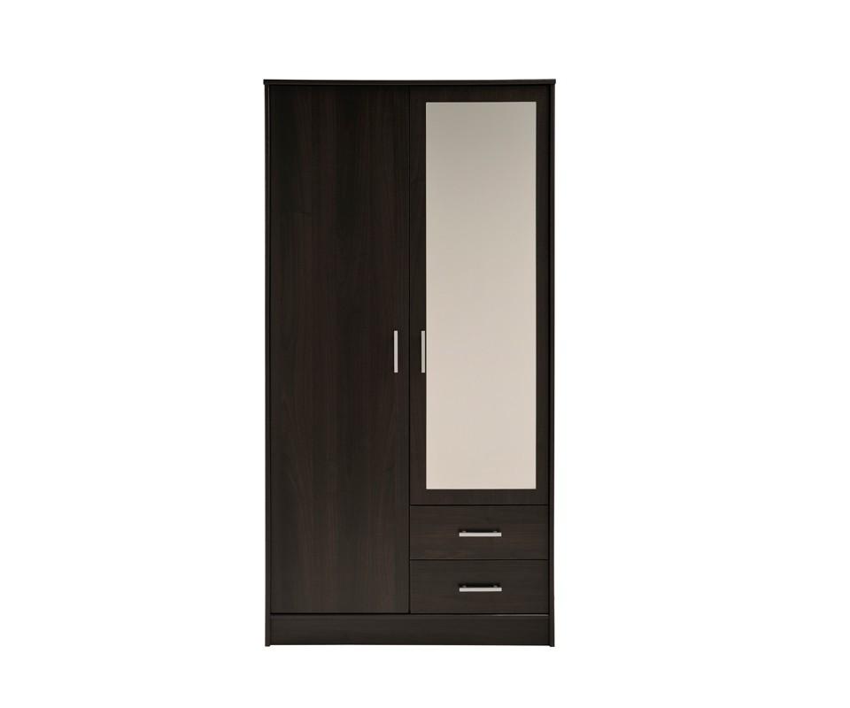 Comprar armario con espejo oslo precio armarios - Armarios dos puertas ...