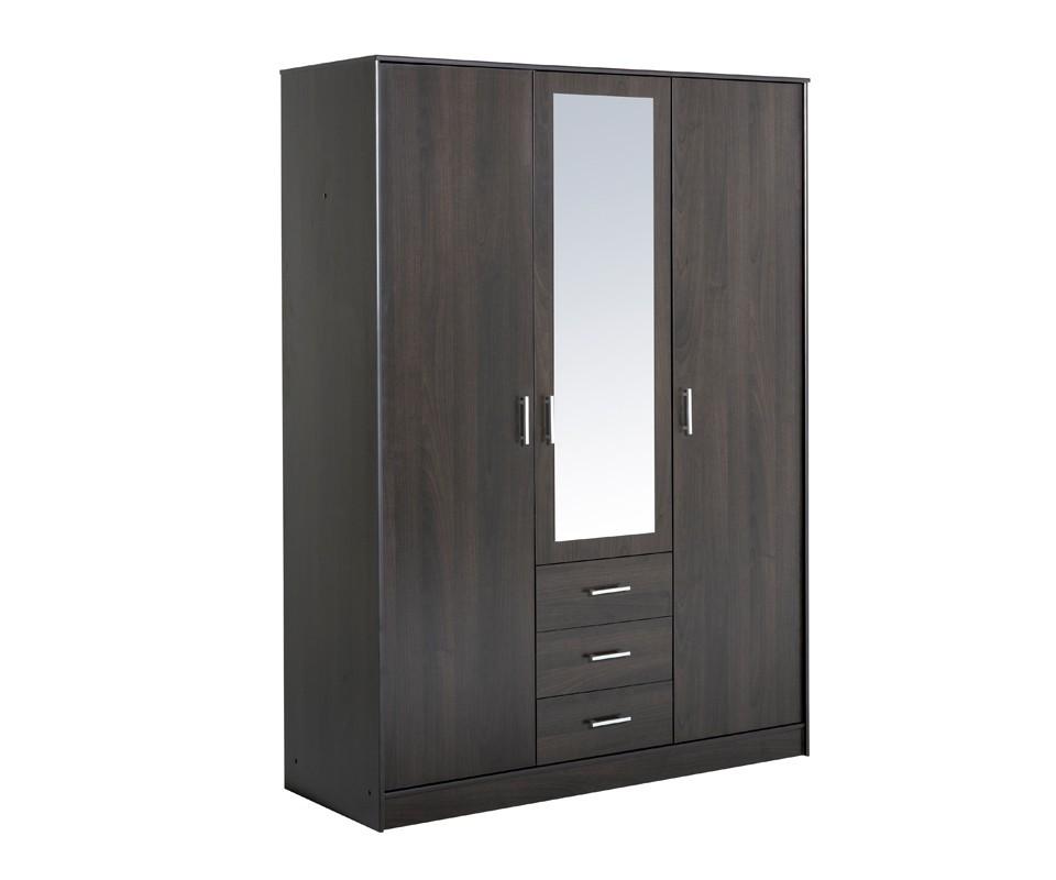 Comprar armario con espejo oslo precio armarios - Armarios tres puertas ...
