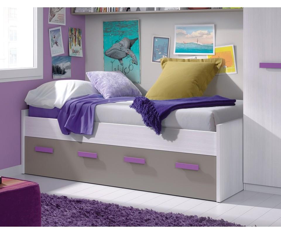 Comprar cama nido alicia precio camas nido for Cama doble precio