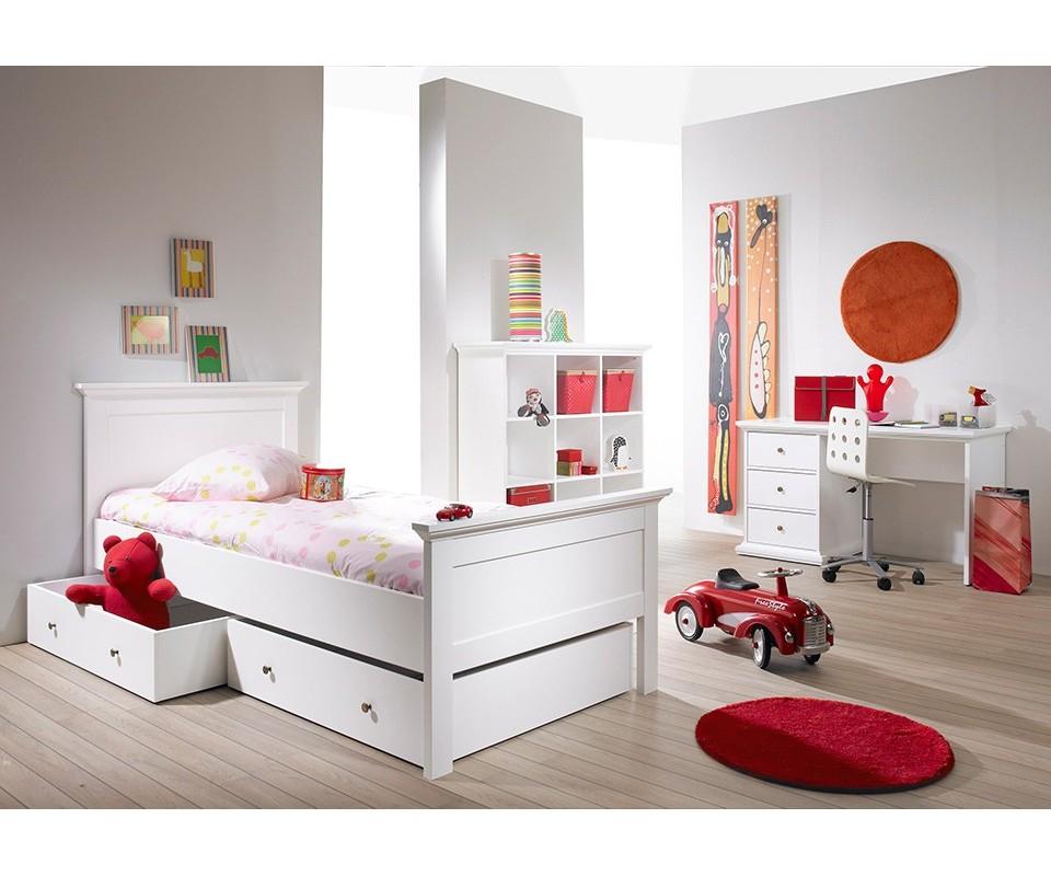 Comprar cama juvenil paula precio cabeceros y camas for Cama escritorio juvenil