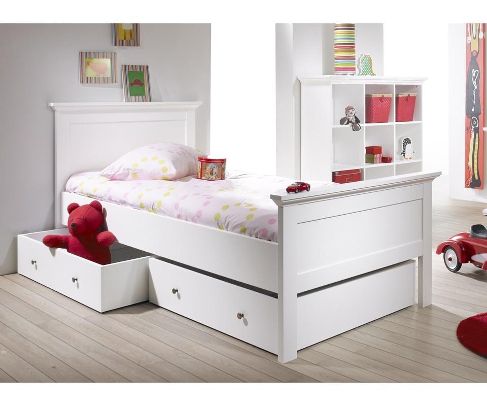 Comprar cama juvenil paula precio cabeceros y camas juveniles - Cama individual juvenil ...
