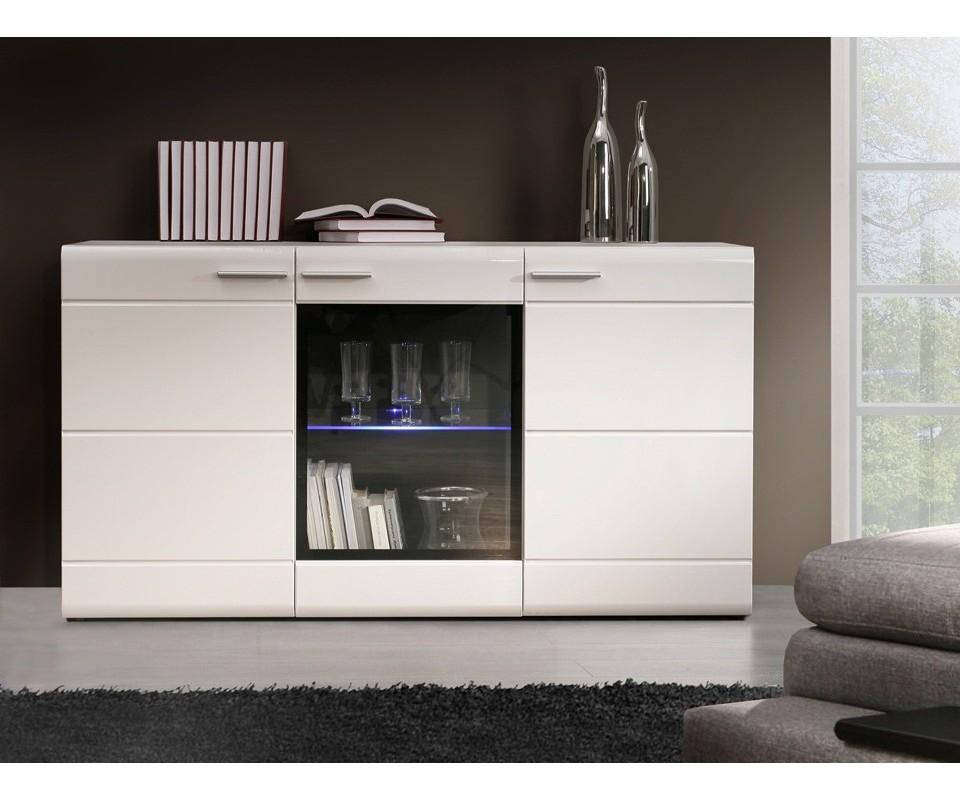 Comprar aparador moderno magenta precio aparadores y for Muebles aparadores modernos