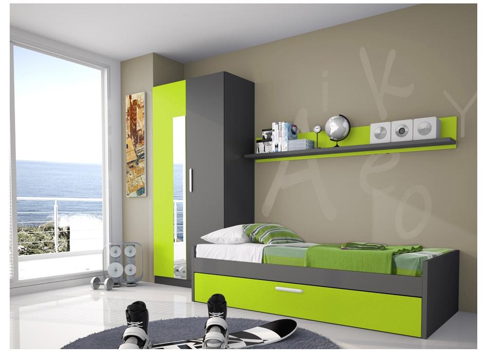 Comprar habitaci n juvenil dylan precio conjuntos - Tuco dormitorios ...