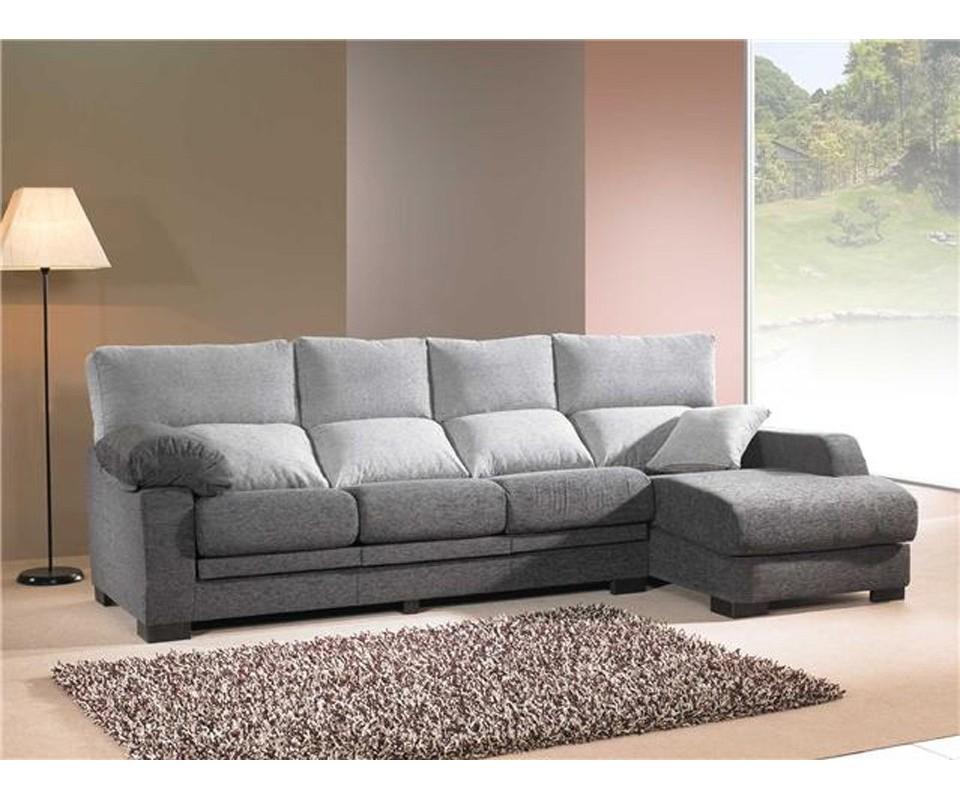 Comprar sof con chaise longue texas precio chaise - Sofa con chaise ...
