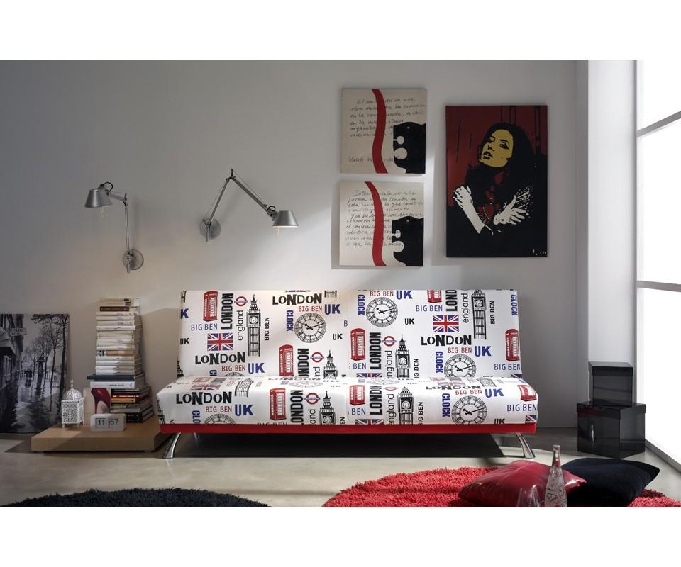 Comprar sof cama london precio sof s cama for Sofa cama para habitacion juvenil