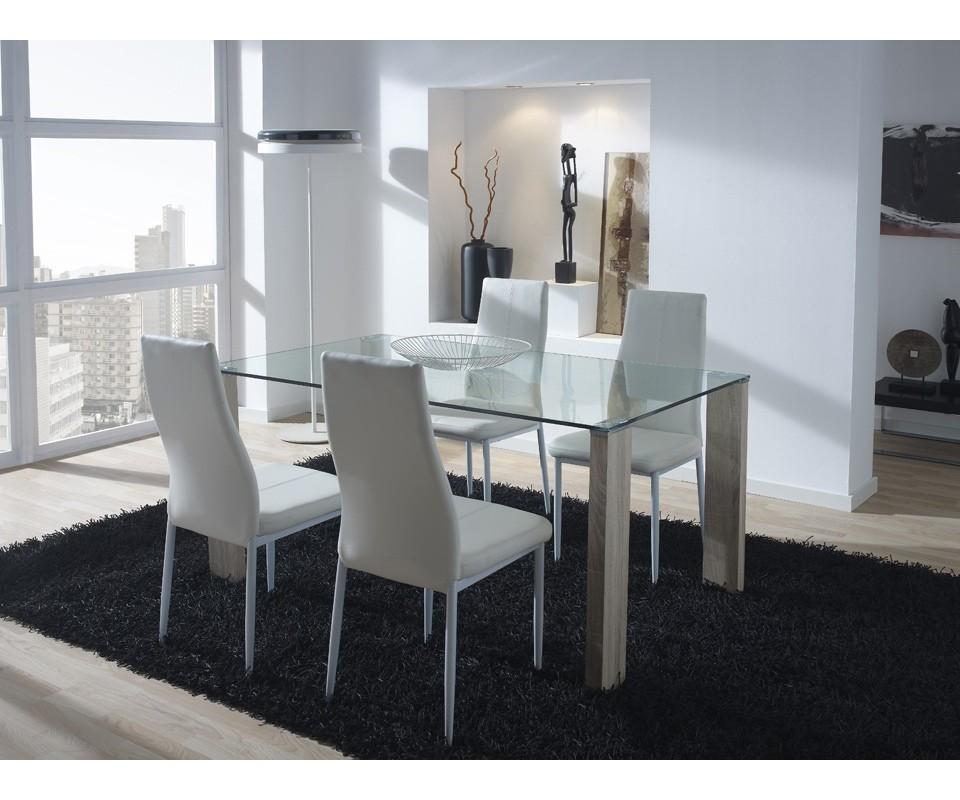 Comprar mesa de comedor ner n precio mesas for Mesa cristal tuco