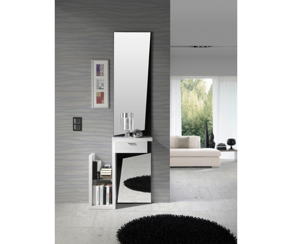 Comprar recibidor con espejo j piter precio recibidores for Precio de espejos de pared