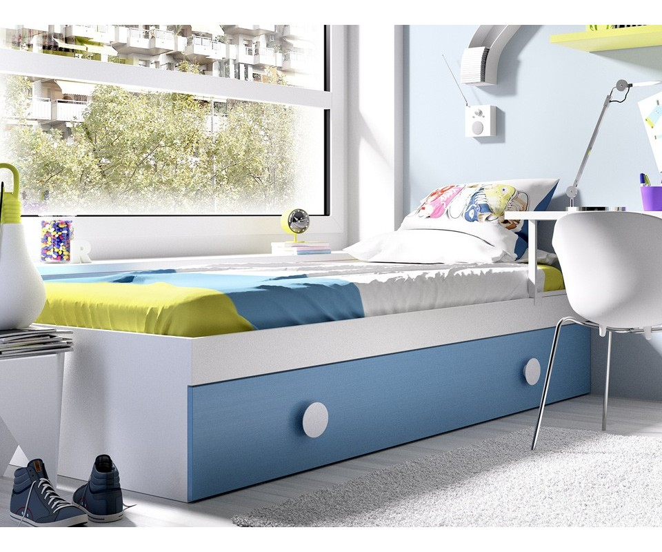 Cama baratas great cama para nios de delta children with for Camas nido dobles baratas