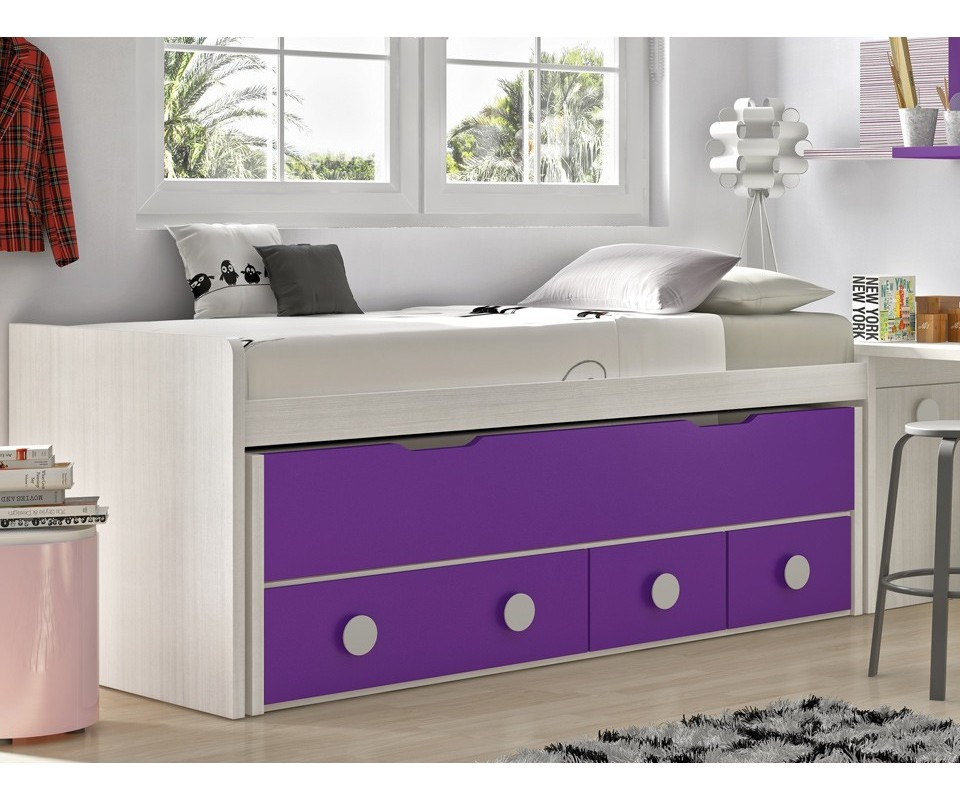 Muebles tuco cama nido for Muebles tuco