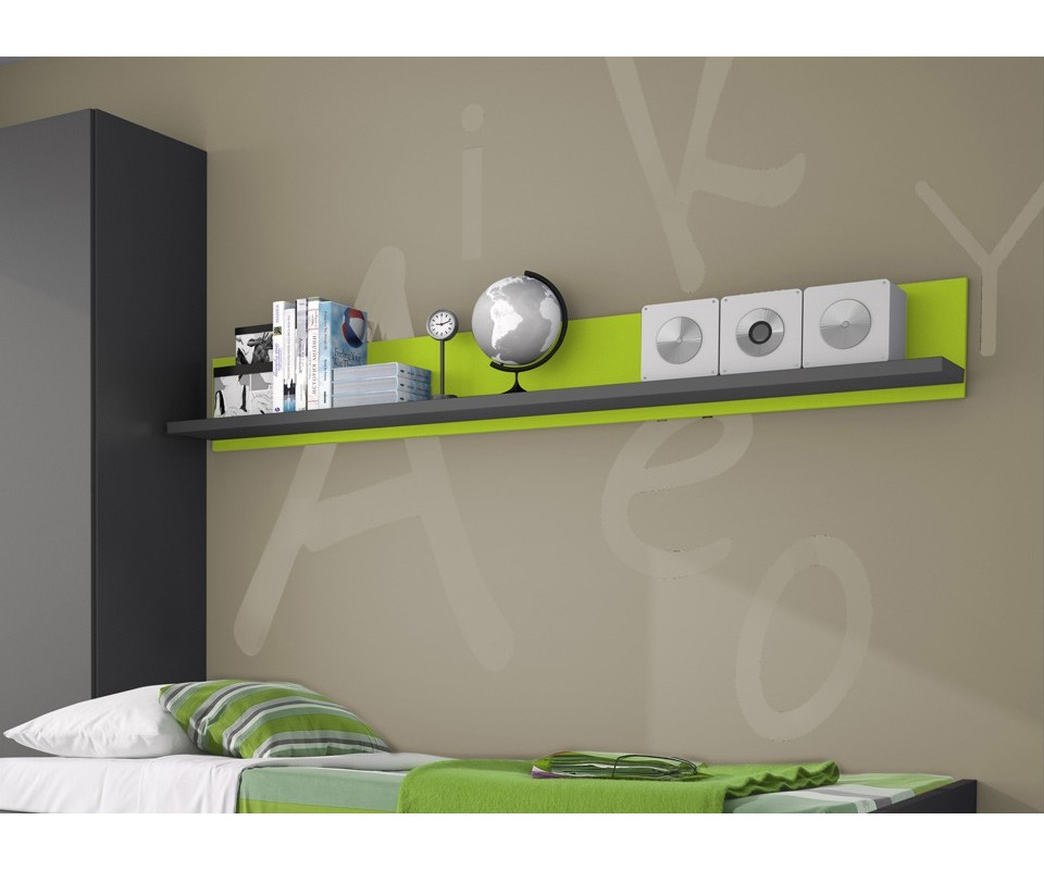 Comprar estante pared dylan precio estanter as - Estanteria pared ...