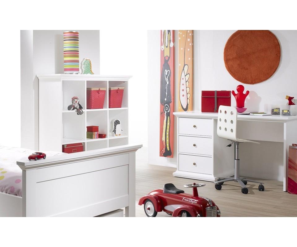 Estantes para dormitorio juvenil - Habitaciones juveniles muebles tuco ...