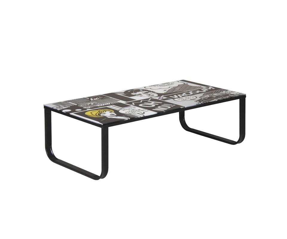 Comprar mesa de centro comic precio mesas de centro for Mesa cristal tuco