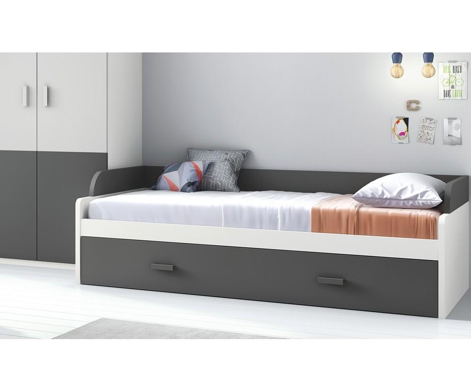 Comprar cama nido mark precio camas nido - Cama nido 3 camas ...