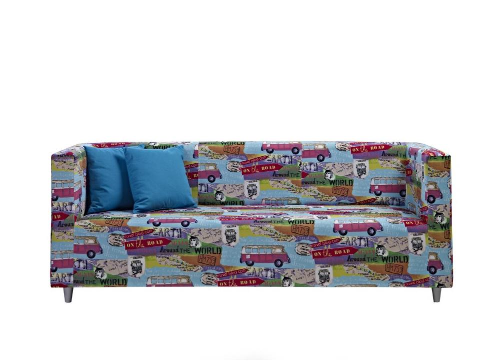 Sofá moderno Colorfull