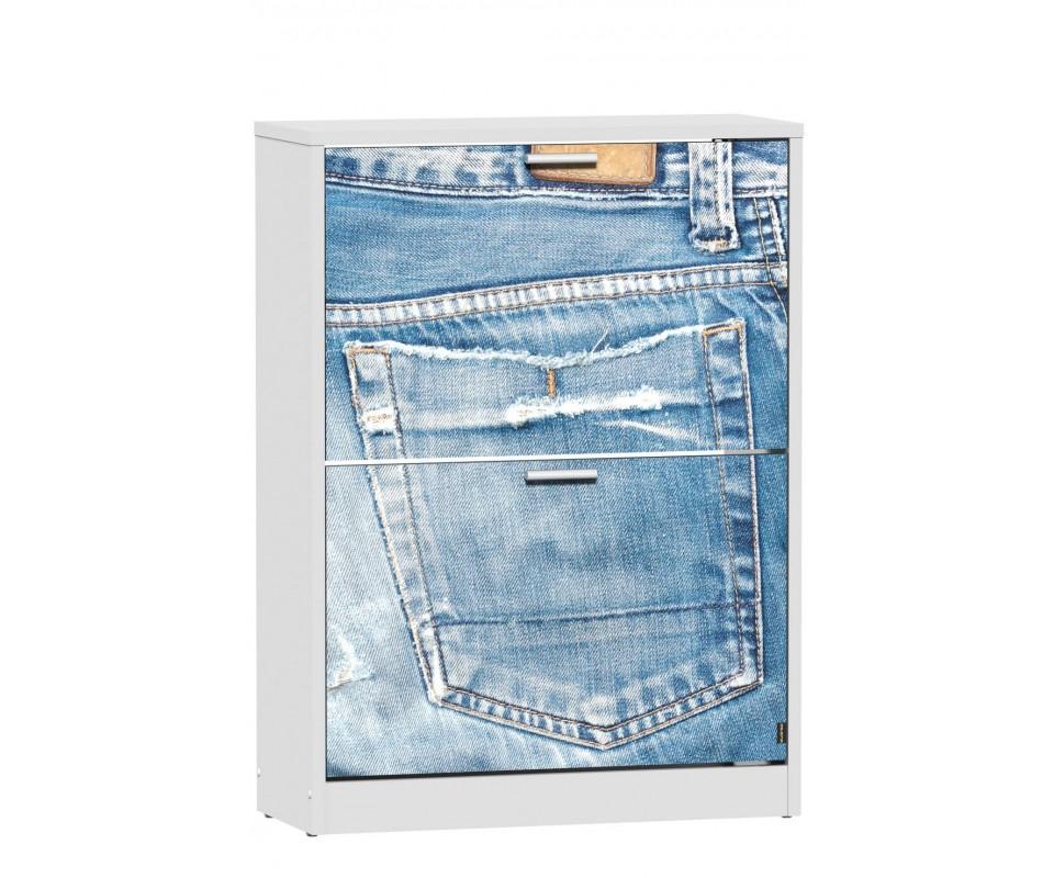 Comprar zapatero jeans precio zapateros for Zapatero serigrafiado