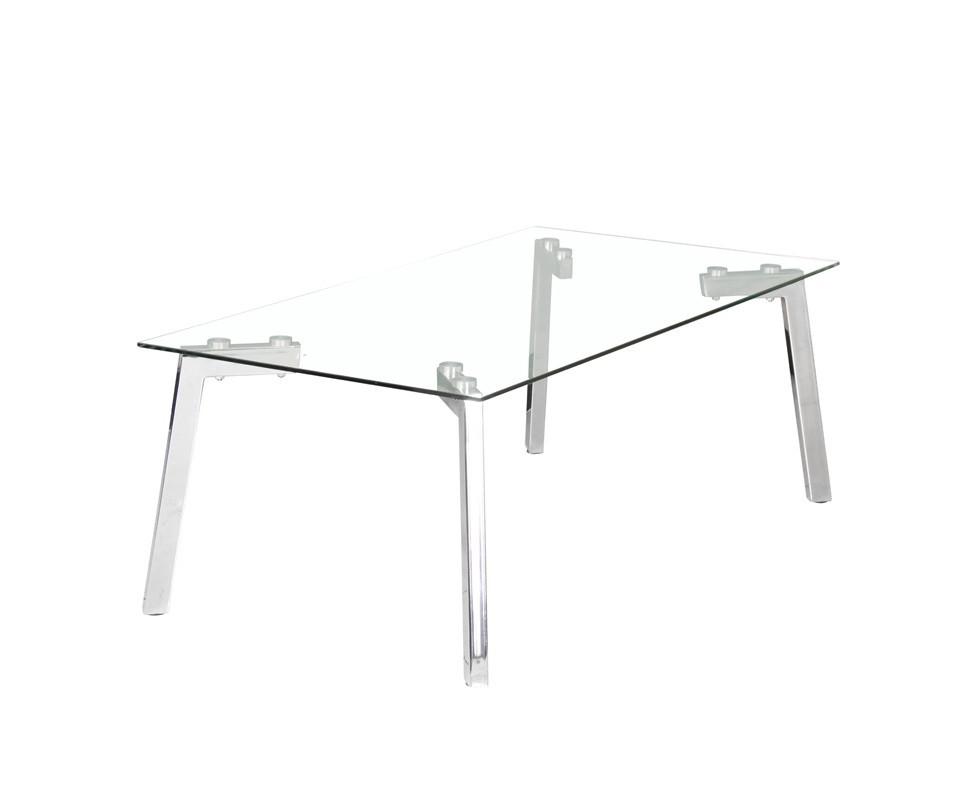 Comprar mesa de centro dunkin precio mesas de centro for Mesa cristal tuco