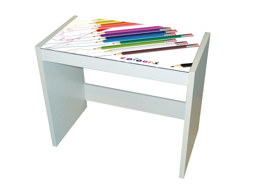Mesa de estudio Colours