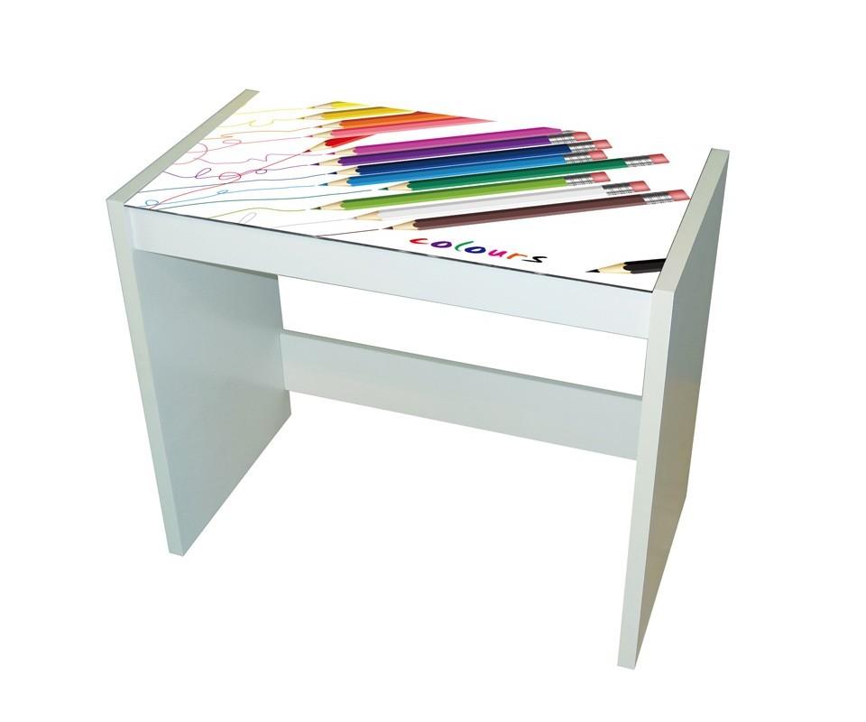 Comprar mesa de estudio colours precio mesas de estudio - Mesas de estudio abatibles ...