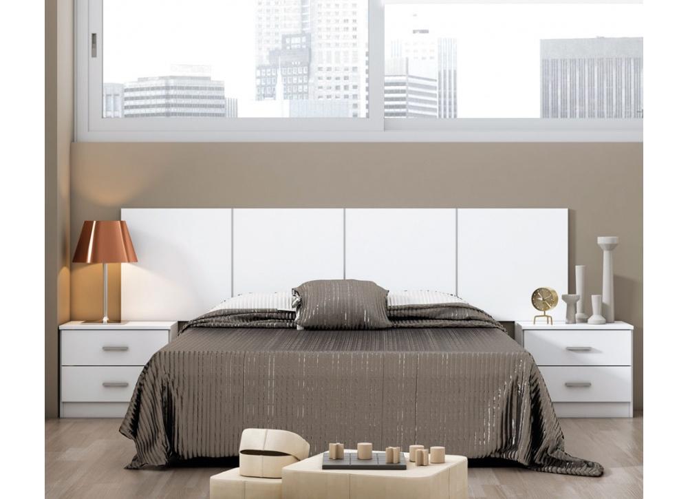 Cabecero para dormitorio moderno Cyprus