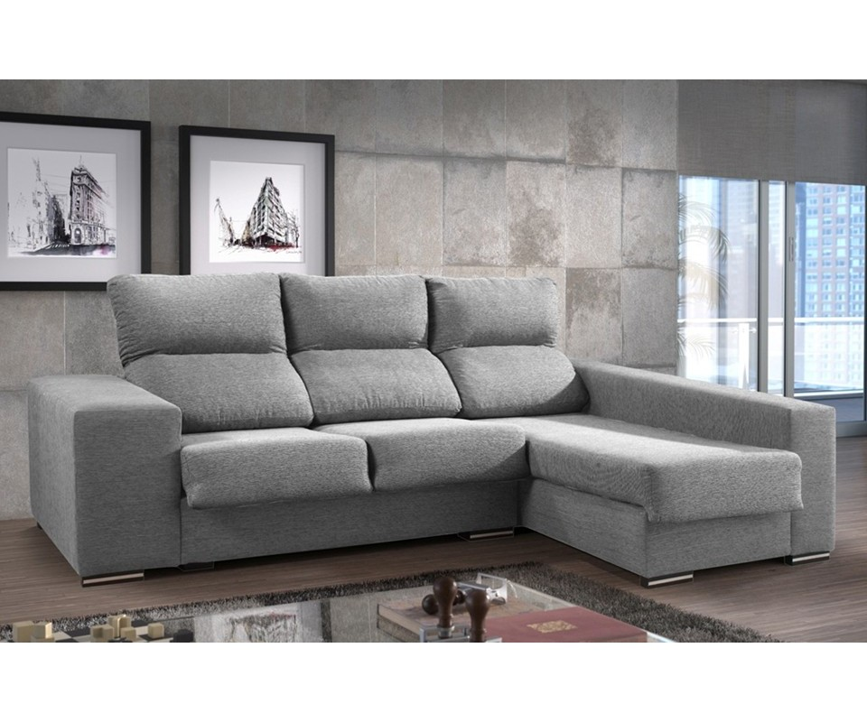 Comprar sof con chaise longue trinity precio sof s y for Sofa con chaise longue
