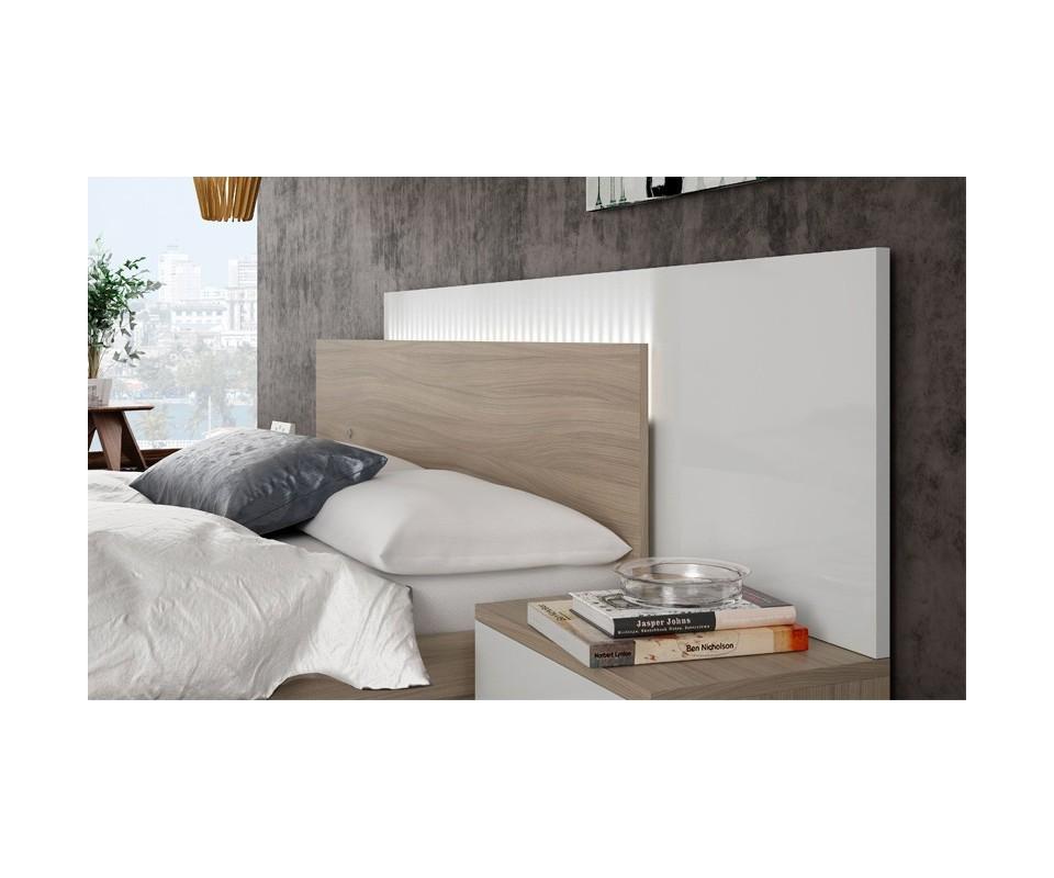 Cabeceros modernos con led - Tuco dormitorios ...