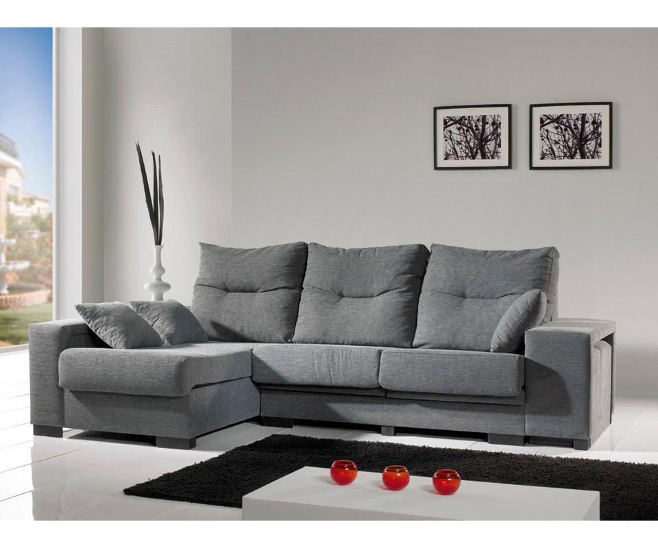Comprar sof con chaise longue san luis precio chaise - Sofa con chaise ...