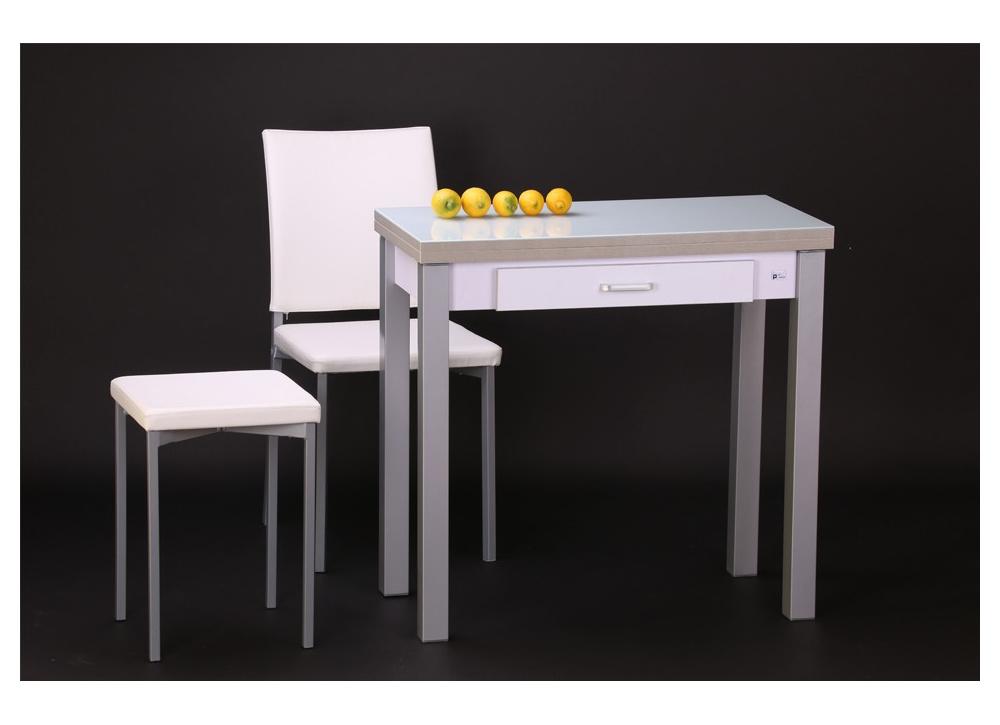Mesa de cocina con cajón Areyns