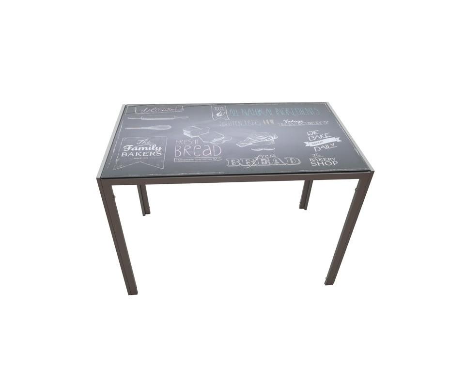 Mesa de cocina o comedor bakery comprar mesas en tuco for Mesa comedor cocina