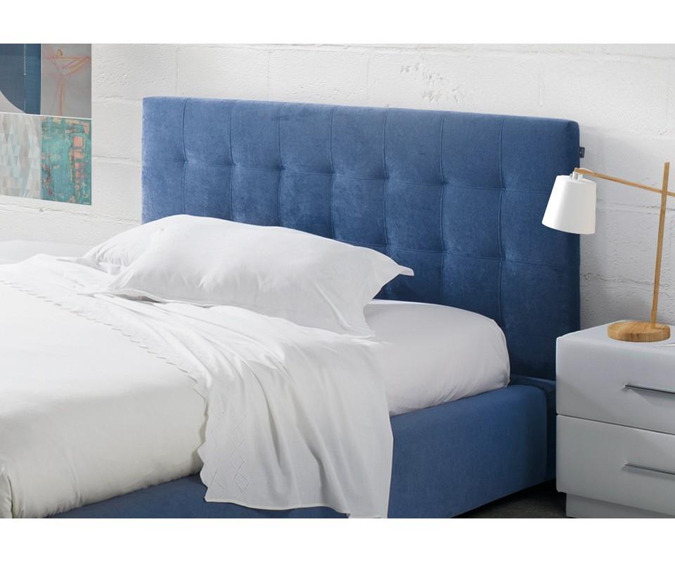 Hacer cabeceros tapizados beautiful cabecero acolchado como hacer cabeceros de cama foto final - Cabeceros tapizados originales ...