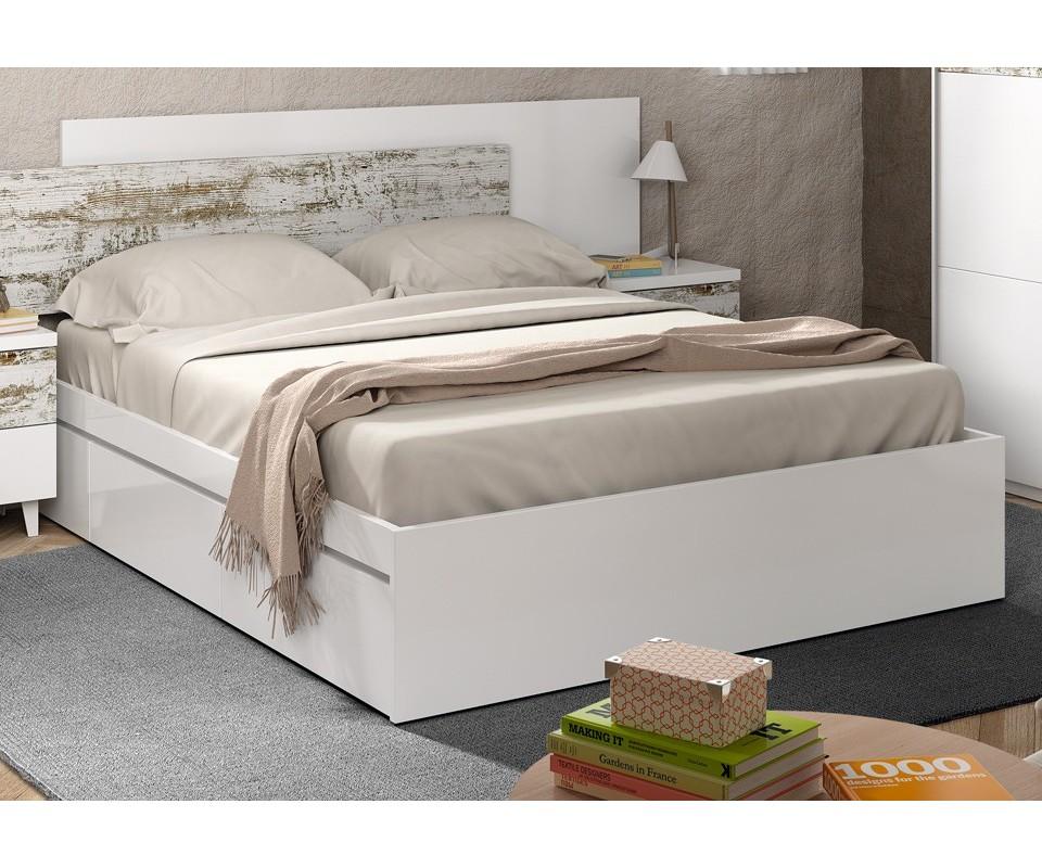 Comprar base con cajones evan precio camas en - Somier con cajones ...