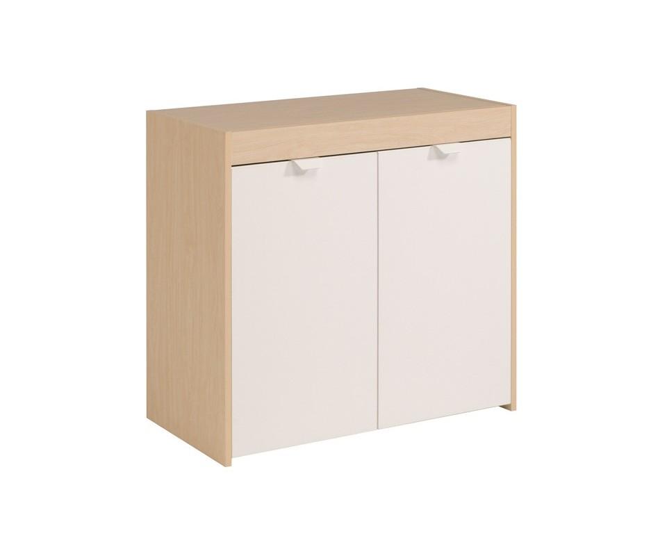 Comprar mueble auxiliar dos puertas nimbo precio muebles for Mueble dos puertas