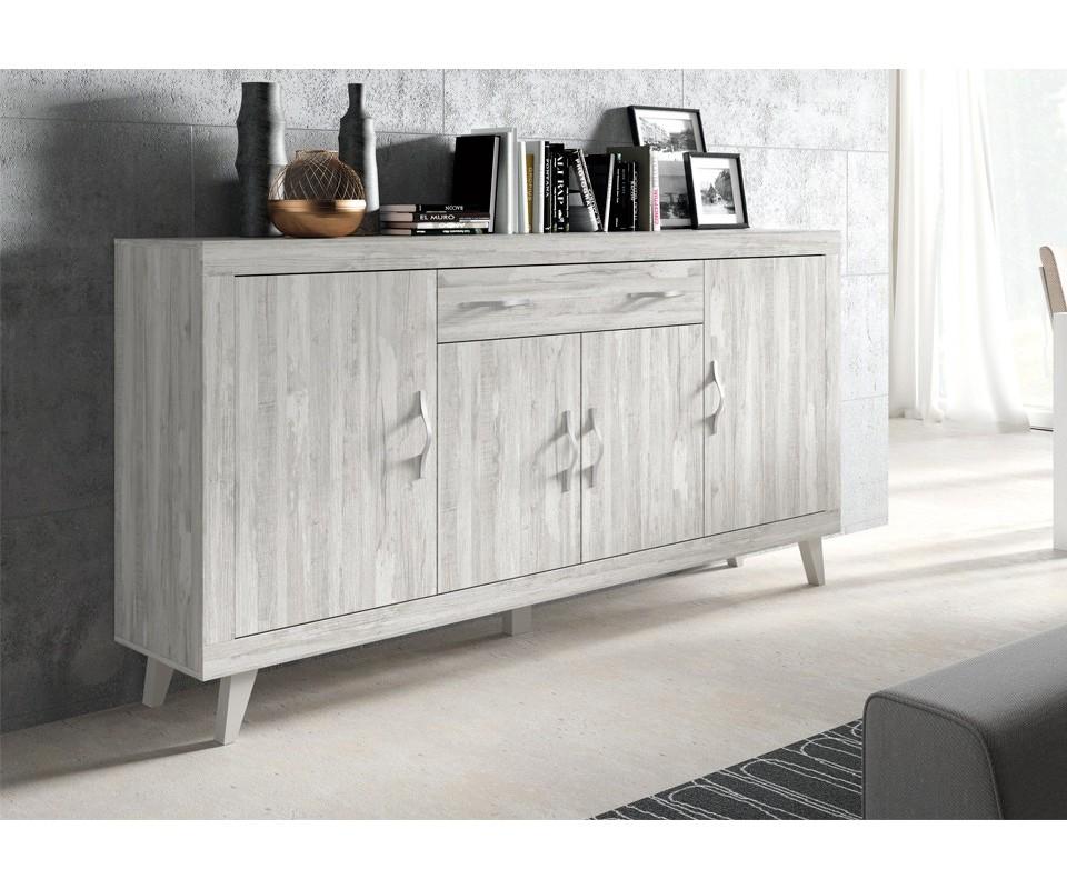 Armario Ikea Pax Segunda Mano ~ Comprar Aparador cuatro puertas Mercur Precio Aparadores