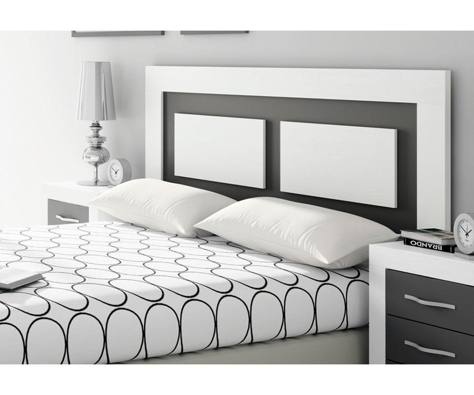 Comprar cabecero moderno siena precio cabeceros y camas - Cabeceros de cama blancos ...
