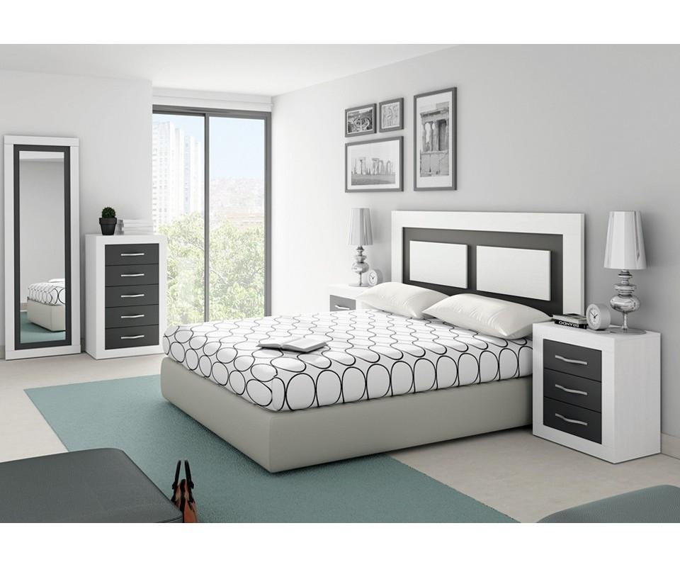 Comprar cabecero moderno siena precio cabeceros y camas - Cabeceros de forja en sevilla ...