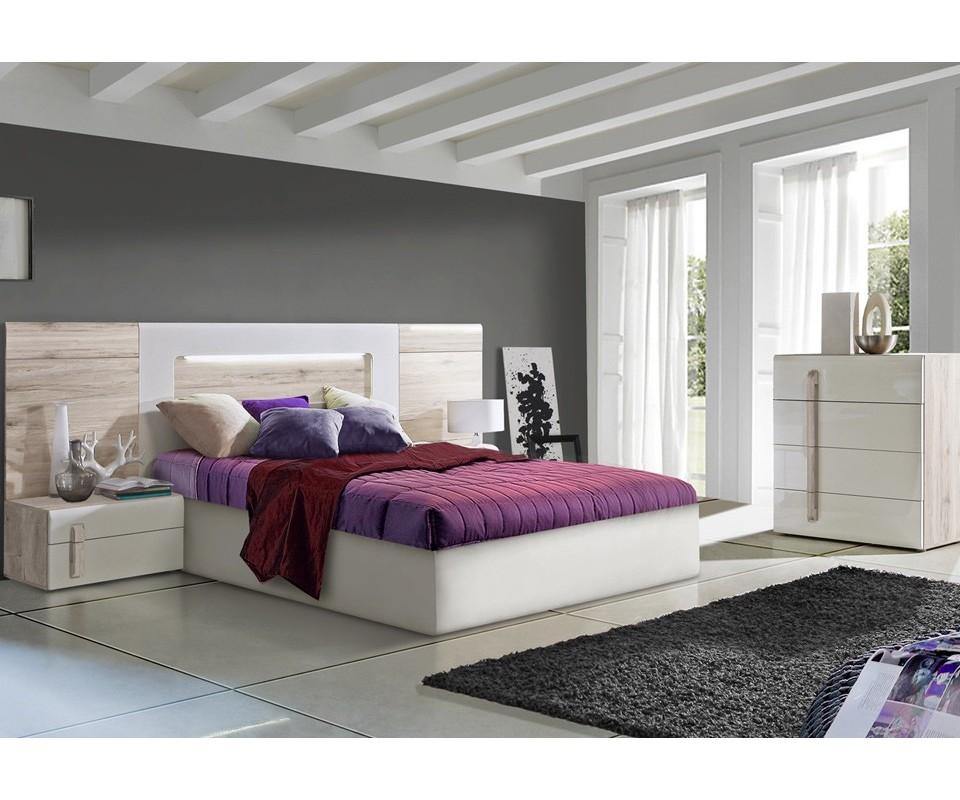 Comprar cabecero y dos mesillas tur n precio conjuntos dormitorio - Cabecero y mesillas ...