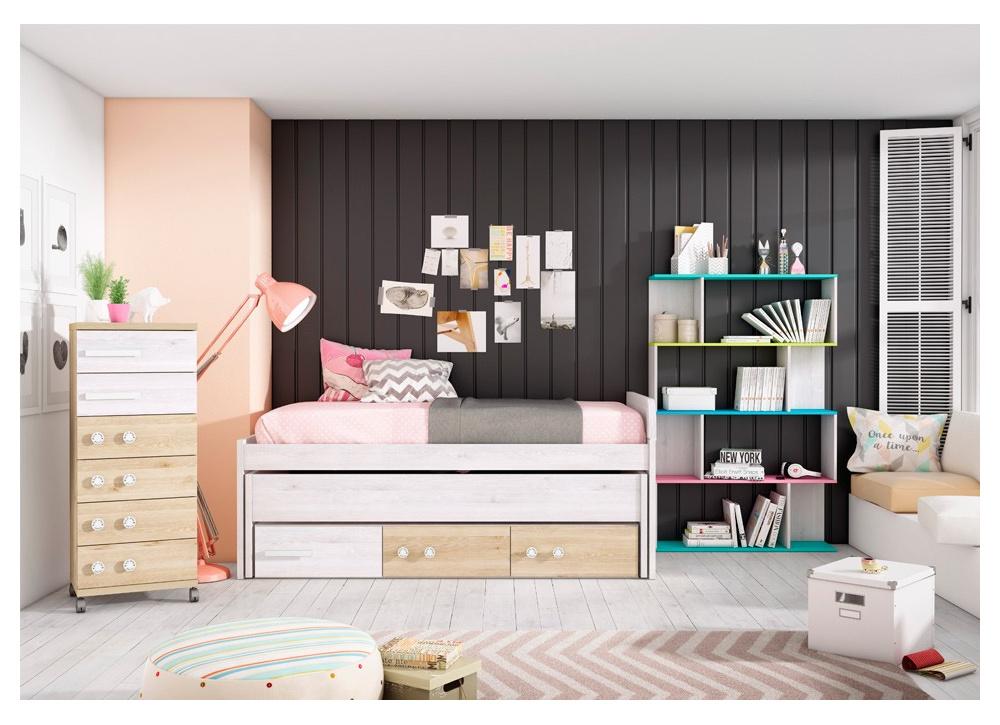 Dormitorio juvenil Aurora