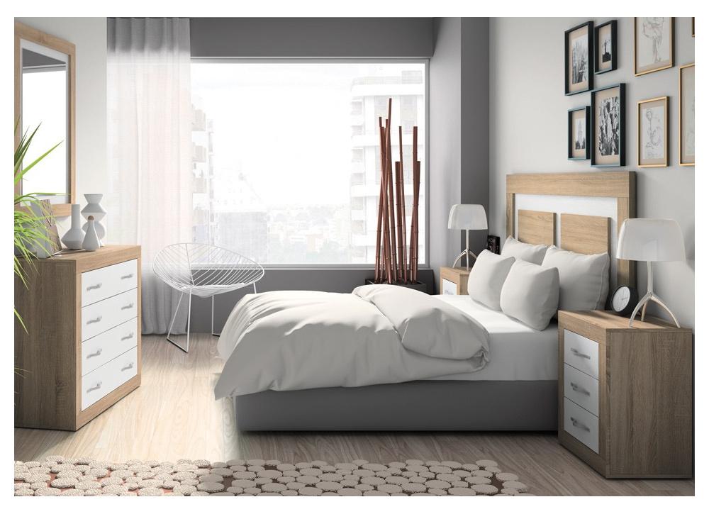 Dormitorio completo Calibri
