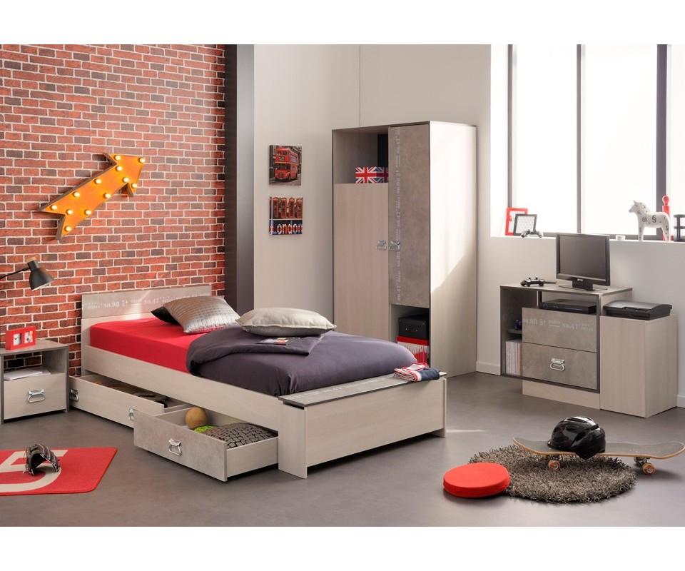 Comprar armario juvenil hoops precio armarios - Tuco habitaciones juveniles ...