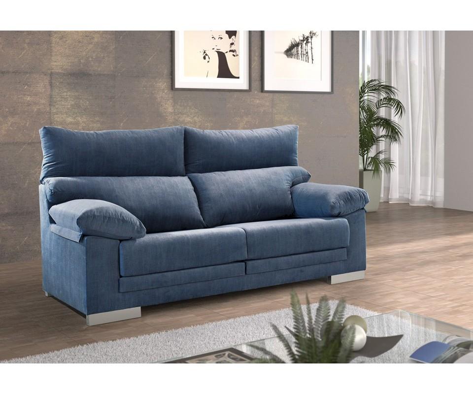 Comprar sof de dos o tres plazas gaud precio sof s for Muebles tuco valladolid